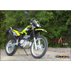 Sinnis Blade 125cc Enduro Style Motorcycle
