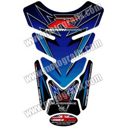 Motografix Tank Pad - R Factory Racing Blue