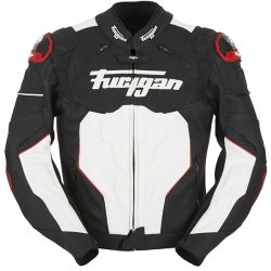 FURYGAN RAPTOR JKT BLK/WHT/RED