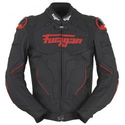 FURYGAN RAPTOR JKT BLK/RED