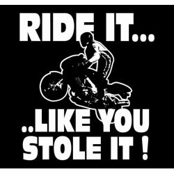 Motrax Ride It T-Shirt