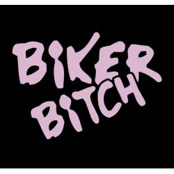Motrax Biker Bitch T-Shirt