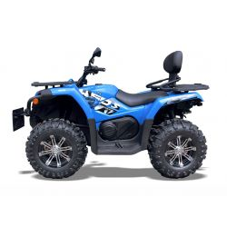 EURO 4 CFORCE 450EPS - 4X4 ROAD LEGAL QUAD