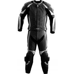 BKS BKS002 Black Silverstone 2 Piece Suit
