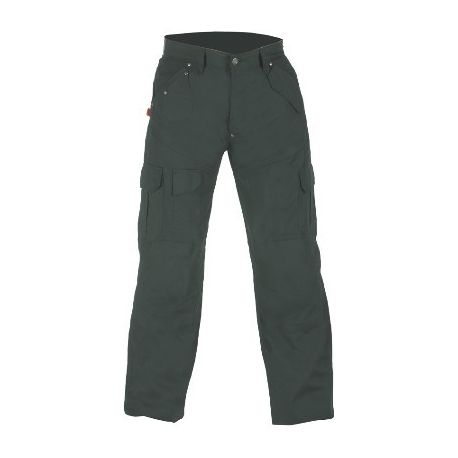 Red Route Red007 Cargo Trouser Black