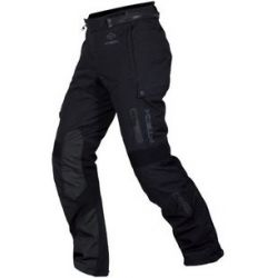 M-Tech P.Righel Textile Trousers Black