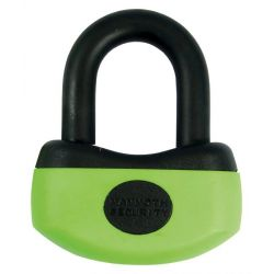 Mammoth Thatcham Mini U-Disc Lock With 13mm Pin And Free Reminder Coil