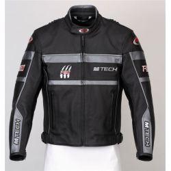 M-Tech T-Rex Jacket Black