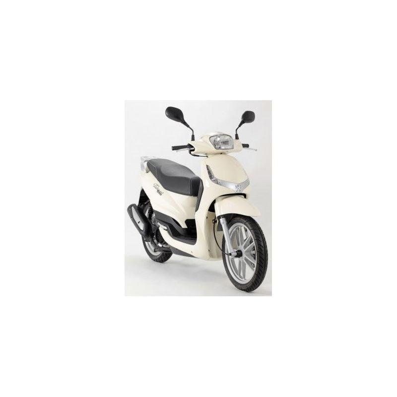 peugeot tweet 125cc scooter poole moto. Black Bedroom Furniture Sets. Home Design Ideas