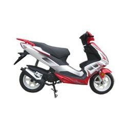 Sachs SpeedJet Scooter Red