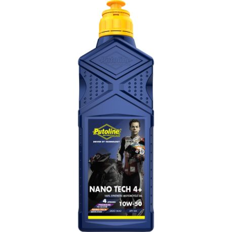 NANO TECH 4+ 10W-50