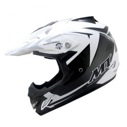 MX2 (KIDS) STEEL BLACK/WHITE/GREY