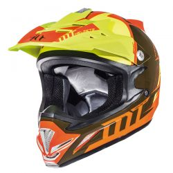 MX2 (KIDS) SPEC FLU.ORANGE/YELLOW