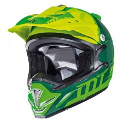 MX2 (KIDS) SPEC FLU.GREEN/YELLOW