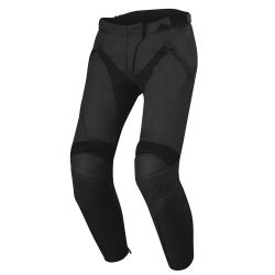 Alpinestars Jagg Leather Pants Stealth Black