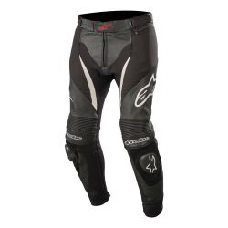 Alpinestars SP X Leather Pants Black & White