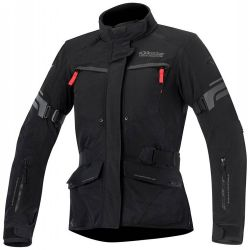 Alpinestars Valparaiso 2 Jacket Black Grey & Red