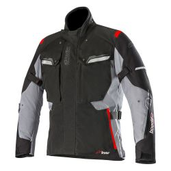 Alpinestars Bogota Drystar Jacket v2 Black & Grey
