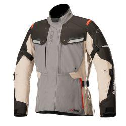 Alpinestars Bogota Drystar Jacket v2 Grey Sand & Black