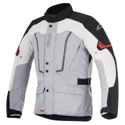 Alpinestars Vence Drystar Jacket Grey Black