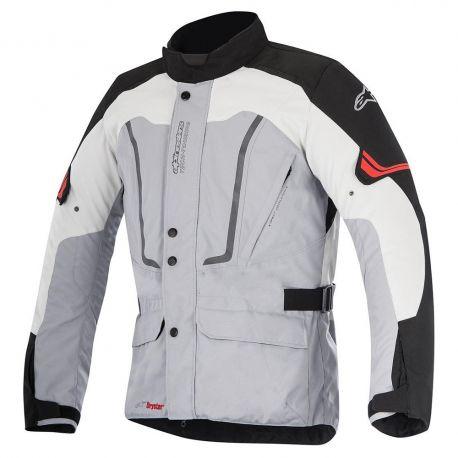 Alpinestars Vence Drystar Jacket Grey Black