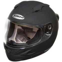 Xpeed XF708 Solid Helmet Matt Black