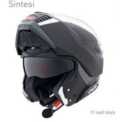 Caberg Sintesi Matt Black Helmet
