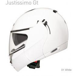 Caberg Justissimo White Helmet