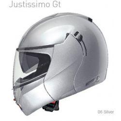 Caberg Justissimo Silver Helmet