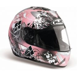 HJC IS-16 Art Fighter Helmet