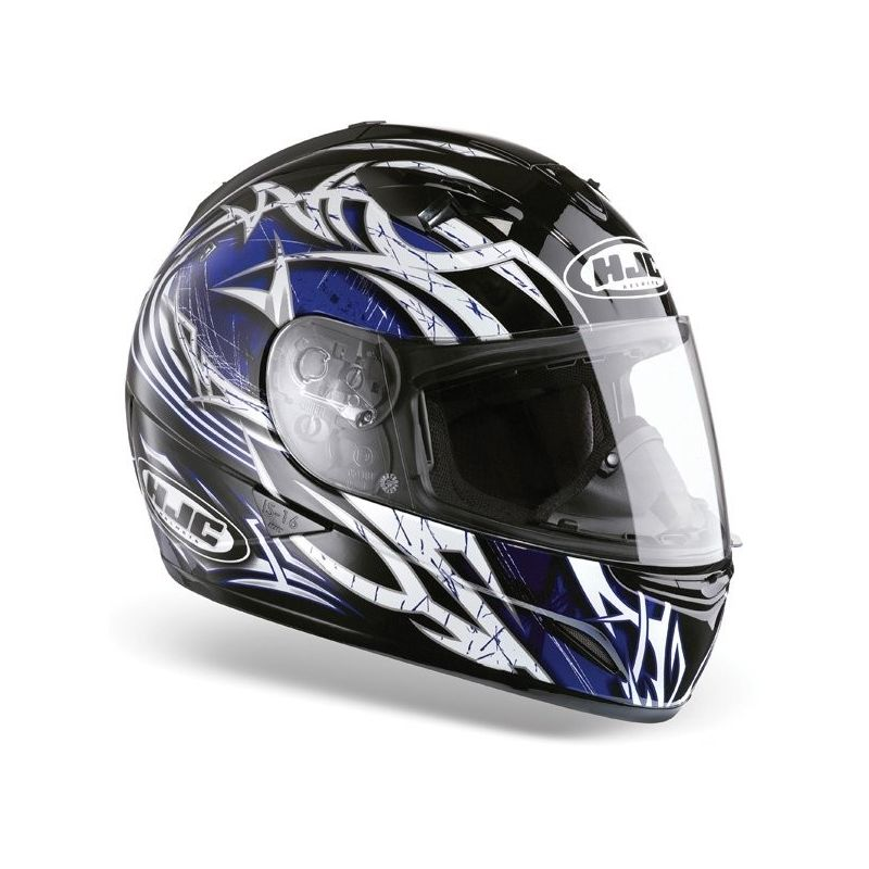 hjc is 16 scratch helmet poole moto. Black Bedroom Furniture Sets. Home Design Ideas