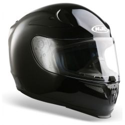 HJC R-PH 10 Plain Black Helmet
