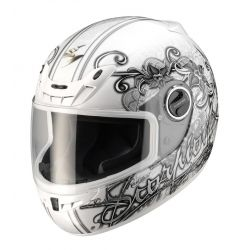 Scorpion EXO-400 Helmet Ann Pearl