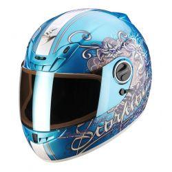 Scorpion EXO-400 Helmet Ann Sky