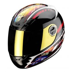 Scorpion EXO-400 Helmet City Light