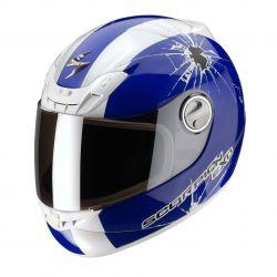 Scorpion EXO-400 Helmet Impact Blue