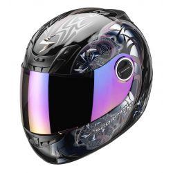 Scorpion EXO-400 Helmet Spectral Black
