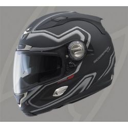 Scorpion EX01000 Air Fit Matt Black Helmet