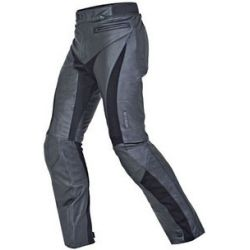 MTECH Matrix Leather Jean Black