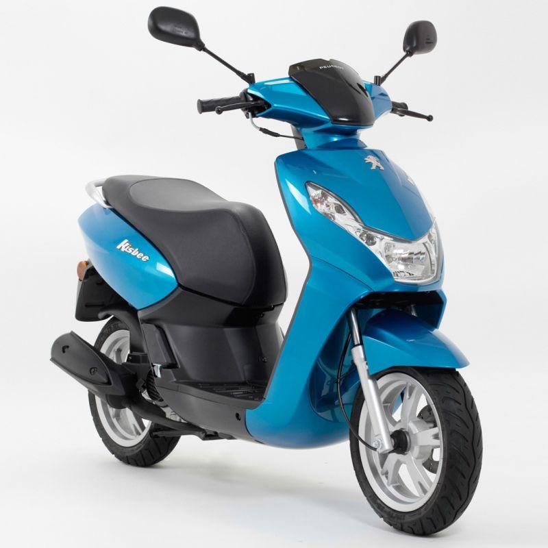 peugeot kisbee 50cc scooter poole moto. Black Bedroom Furniture Sets. Home Design Ideas