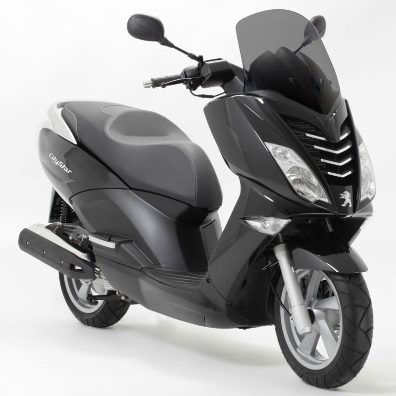 peugeot citystar iii 125cc scooter poole moto. Black Bedroom Furniture Sets. Home Design Ideas