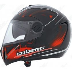Caberg V2 407 Fluid Black/Red