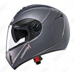 Caberg V2 407 Helmet In Gun Metal