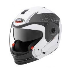Caberg Hyper X Mod White/Anthracite Helmet