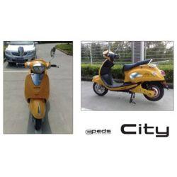 E-Ped City Electric Scooter/Moped