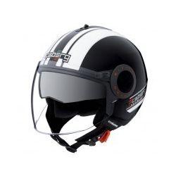 Caberg RivieraV2+ Pure White/Black Helmet