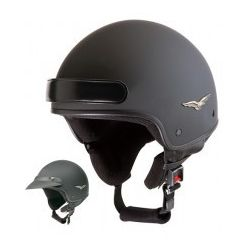Caberg Freedom Matt Black Helmet