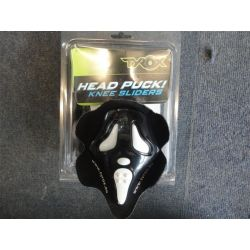 NEW TYROX HEAD PUCK KNEE SLIDER SCREAMIN BLACK
