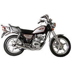 Huoniao HN125-8 Motorcycle