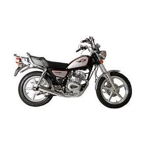 Huoniao HN125-8 Motorcycle